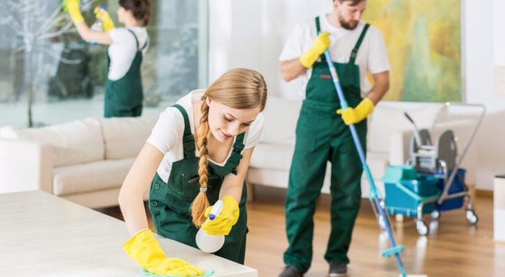 Преподаватель по обучению персонала по уборке