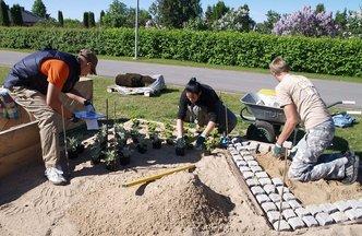"""Koolituskeskus """"ECOMENGRAD"""" kutsub osaleda koolitusel: """"Maastikuehitaja"""""""